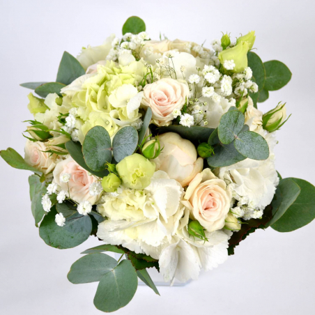 Bouquet rond amitié (Taille M 50€)